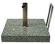 Patio granite base
