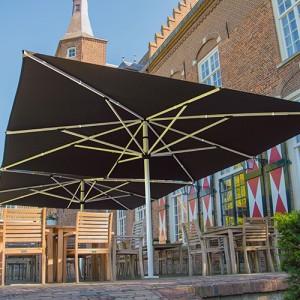 Basto commercial parasol 5x5